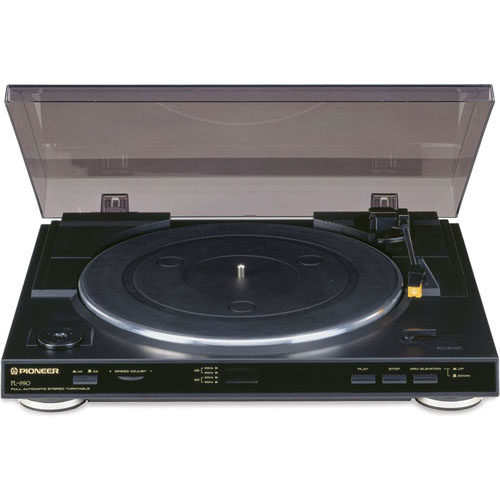Pioneer Fully Automatic Stereo Turntable