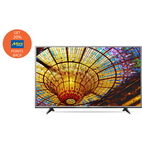 "LG 60"" Smart 4K Ultra HD LED TV"