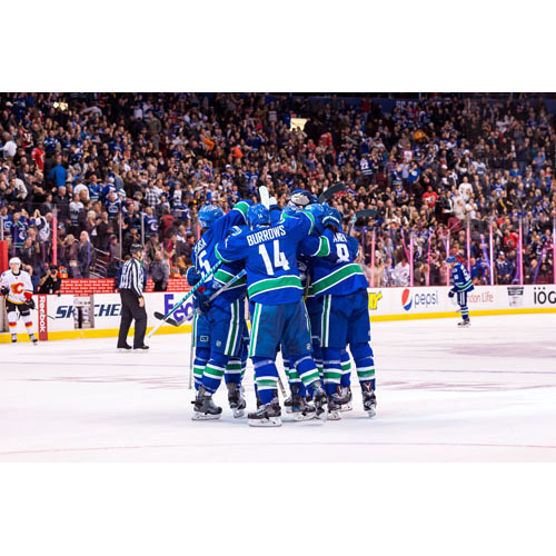 2017-12-19 - Marquee - UPPER Bowl Seats- Vancouver Canucks vs Montreal Canadiens Tuesday, Dec 19, 2017