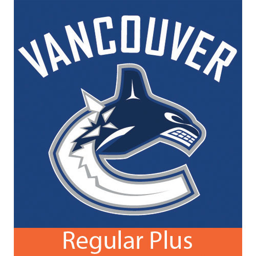 2018/10/31 - Regular Plus, Lower Bowl - Canucks Vs. Chicago Blackhawks - Wednesday, October 31, 2018