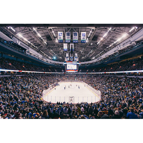 2018-01-02 - Regular Plus - Lower Bowl Seats- Vancouver Canucks vs Anaheim Ducks Tuesday, Jan. 2, 2018